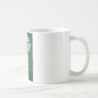 Mug Disque vinyle Cartton de tableau