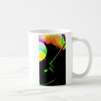 Mug Disque vinyle dans beaucoup de couleurs