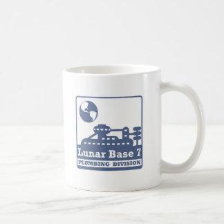 Mug Division lunaire de tuyauterie