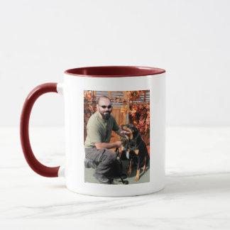 Mug Dobermann Photo-04 de Doobie