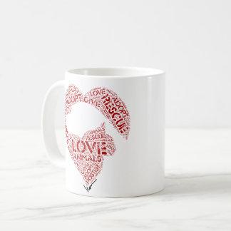 Mug Donnez… l'amour… adoptent