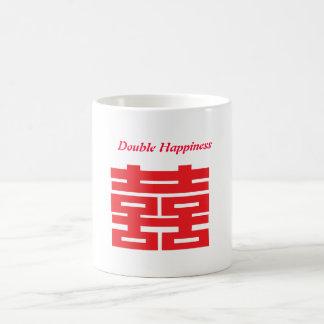 Mug Double bonheur