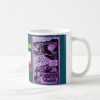 Mug Double caractéristique drive-in