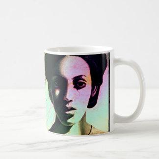 Mug double de femme