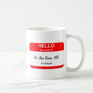 Mug Dr. Ben Douvres, DM