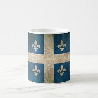Mug Drapeau affligé par cru du Québec