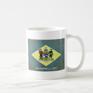 Mug Drapeau âgé du Delaware