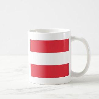 Mug Drapeau autrichien