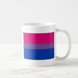 Mug Drapeau Bi-Sexuel de fierté