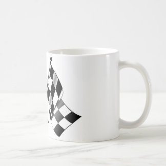 Mug drapeau checkered
