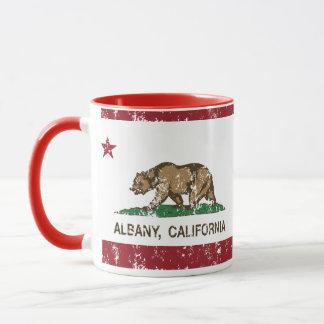 Mug Drapeau d'Albany de République de la Californie