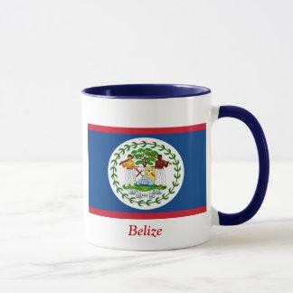 Mug Drapeau de Belize