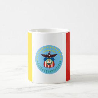 Mug Drapeau de Columbus, Ohio