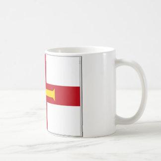 Mug Drapeau de Guernesey