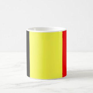 Mug Drapeau de la Belgique