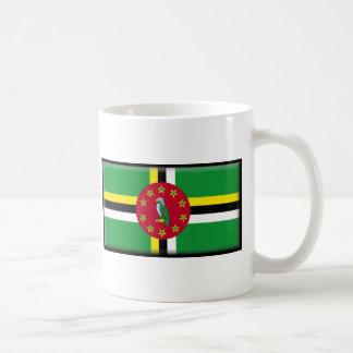 Mug Drapeau de la Dominique