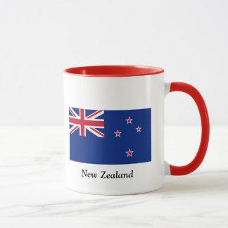 Mug Drapeau de la Nouvelle Zélande