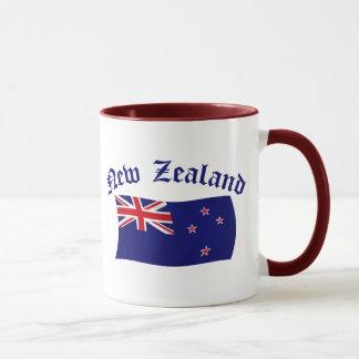 Mug Drapeau de la Nouvelle Zélande - 1