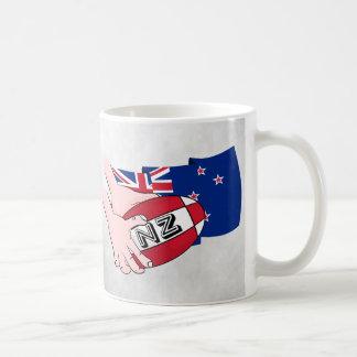 Mug Drapeau de la Nouvelle Zélande de passage de boule