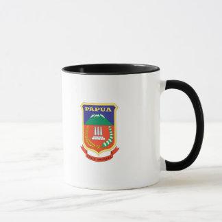 Mug Drapeau de la Papouasie