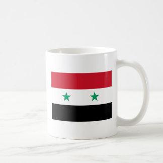 Mug Drapeau de la Syrie