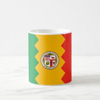 Mug Drapeau de Los Angeles