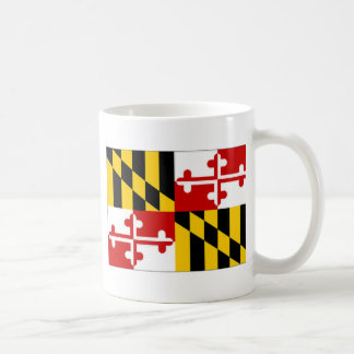 Mug Drapeau des Etats-Unis le Maryland