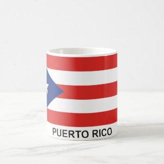 Mug Drapeau d'état de PORTO RICO