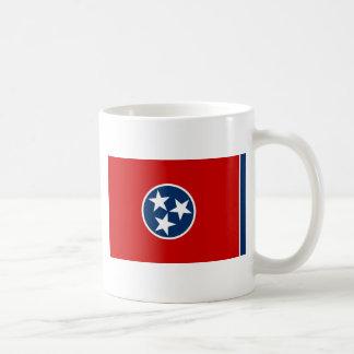 Mug Drapeau d'état du Tennessee