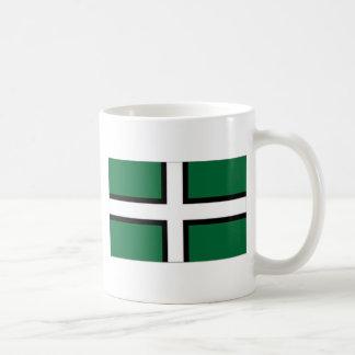 Mug Drapeau du Royaume-Uni Devon