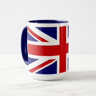 Mug Drapeau d'Union Jack du Royaume-Uni