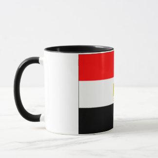 Mug drapeau égyptien