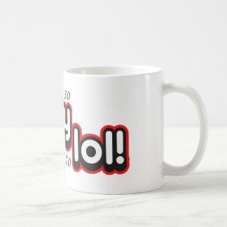Mug Drôle j'ai oublié au lol