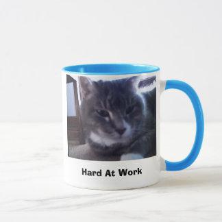 Mug Dur au travail