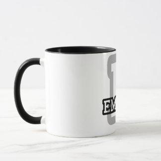 Mug E est pour Emilee
