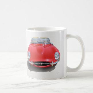 Mug E-Type de Jaguar