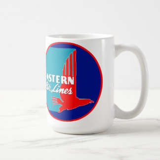 Mug Eastern Airlines attaquent C. 1938