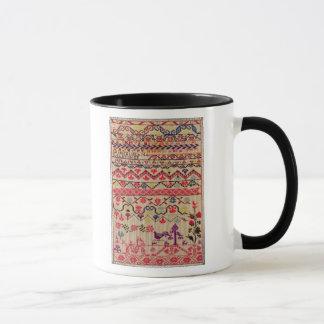 Mug Échantillonneur de broderie