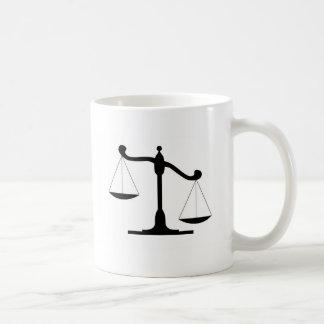 Mug Échelle de justice
