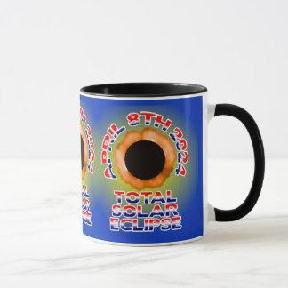 Mug Éclipse solaire totale