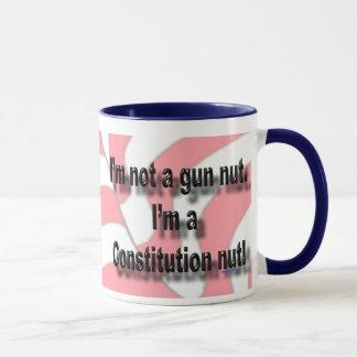 Mug Écrou de constitution, CCW Drinkware