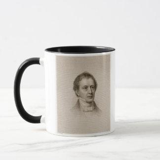 Mug Edouard Everett, gravé par John Cheney (1801-85)