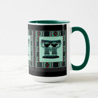 Mug Effigie tribale - art d'Aftrican