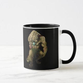 Mug Effiloche vampira et homme loup