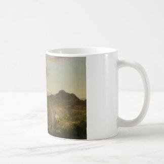 Mug Église de Frederic Edwin - paysage sud-américain