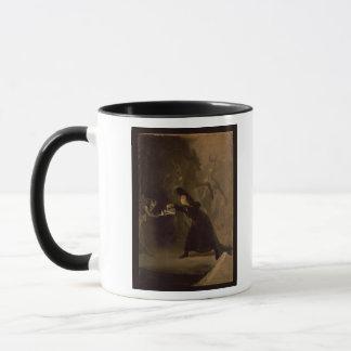 Mug EL Hechizado de Francisco Jose de Goya y Lucientes