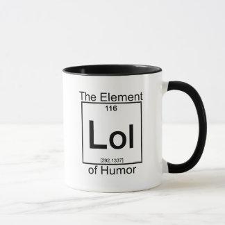 Mug Élément LOL