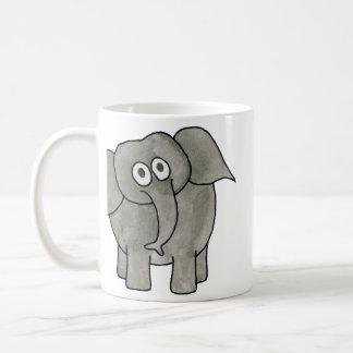 Mug Éléphant africain