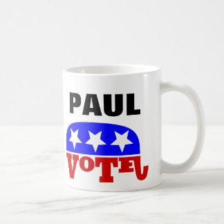 Mug Éléphant de républicain de Paul de couche-point de