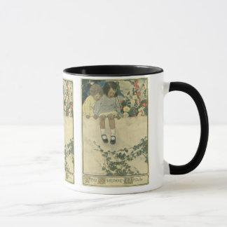 Mug Enfants vintages, mur Jessie Willcox Smith de